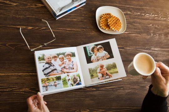 własnoręczne upominki dla babci i dziadka fotoalbum