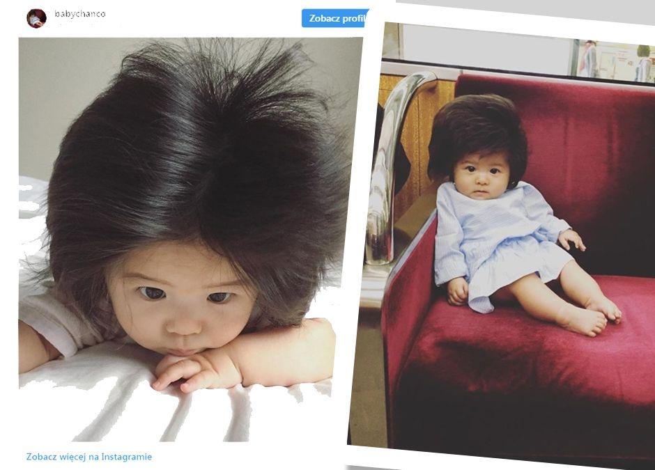 Noworodki I Niemowlęta Nie Mają Długich Włosów Oto Szalona