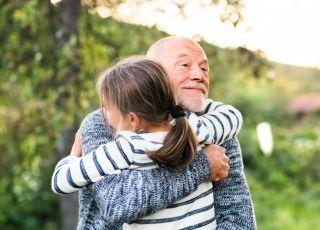 Wnuczka, która tęskni za dziadkami
