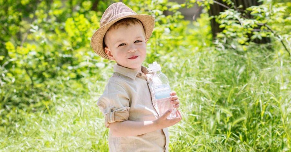 woda dla dziecka