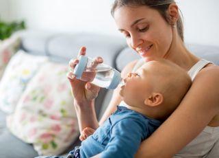 woda z glukozą dla noworodka