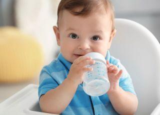 Woda z kranu dla niemowlaka