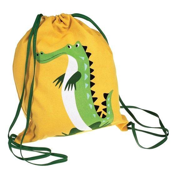 worek dla przedszkolaka rex z krokodylem żółty 49zł mamissima.pl.jpg