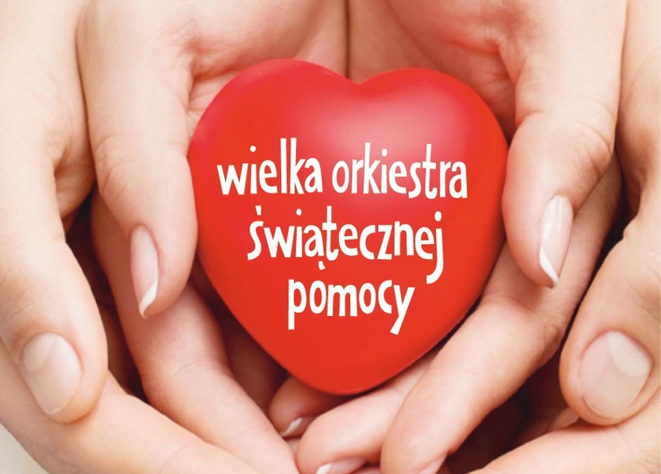 WOŚP, Wielka Orkiestra Świątecznej Pomocy