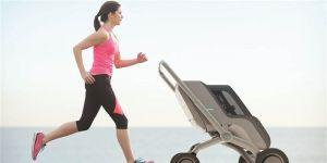 Wózek samobieżny Smartbe dla aktywnych rodziców