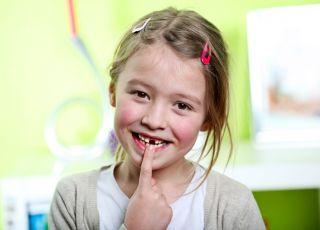 wróżka zębuszka, zęby stałe