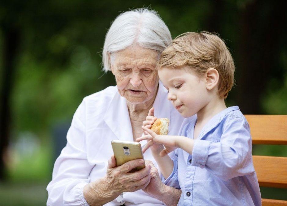 współcześni dziadkowie są bardzo nowocześni