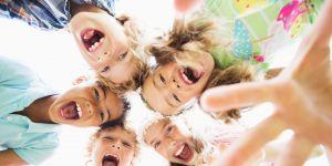 Wspólne wakacje to frajda dla dzieci