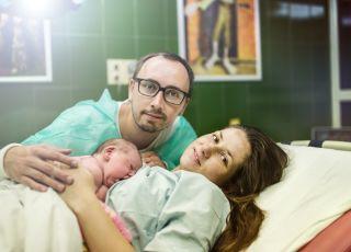 wspólny poród