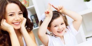 wychowanie dziecka, mama i dziecko, nagroda dla dziecka