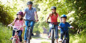 wycieczka rowerowa dla rodziny