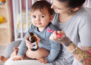 GIF wycofuje z obrotu popularne syropy dla dzieci