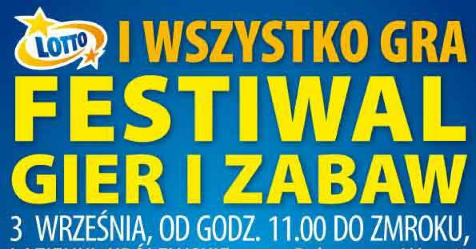 Festiwal Gier I Zabaw Mamotojapl