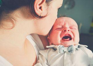 wymioty u noworodka