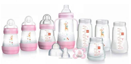 wyparzanie butelek samosterylizujące się butelki