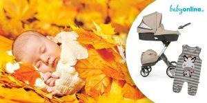 wyprawka dla dziecka na jesień, wyprawka dla noworodka, ubranka dla dziecka na jesień