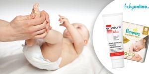 Wyprawka dla noworodka: akcesoria i kosmetyki do przewijania
