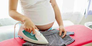 wyprawka dla noworodka, prasowanie ubranek noworodka, pranie ubranek dla dziecka, proszek do prania dla noworodka