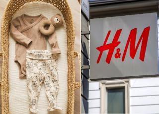 Wyprawka dla noworodka z H&M