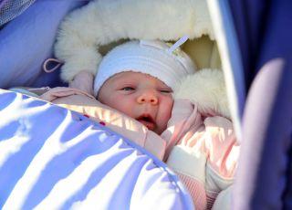 wyprawka dla noworodka zima