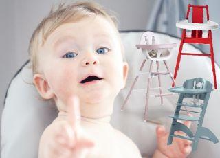 Krzesełka do karmienia dla niemowląt - wybierz najlepsze