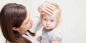 Wysypka u dziecka