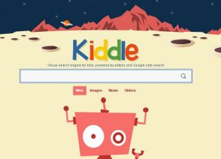 Wyszukiwarka dla dzieci Kiddle