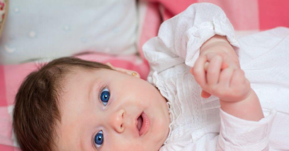 wzrok niemowlaka