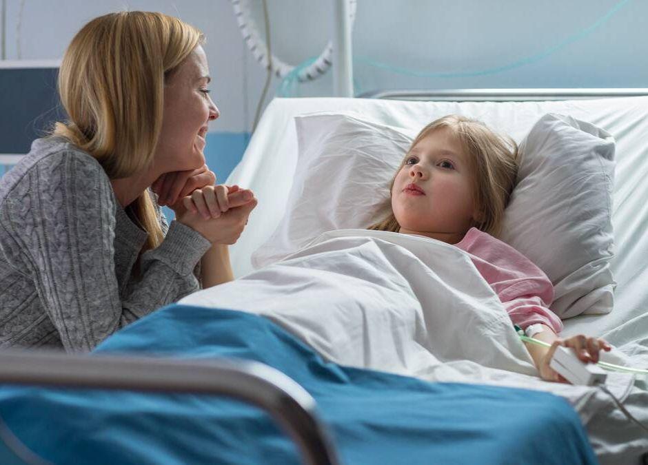 wzrost infekcji u dzieci