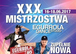 XXX Mistrzostwa Egurrola Dance Studio