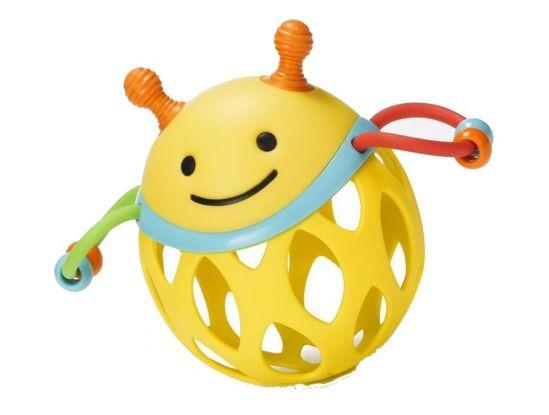 Zabawki dla 3-miesięcznego dziecka - Skip Hop gryzak dla dziecka