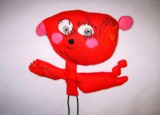 zabawka Maskotki z rysunków
