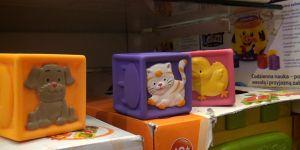 zabawki dla niemowląt, Smyk, zabawki dla dzieci