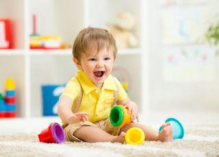 Zabawki dla półrocznego dziecka