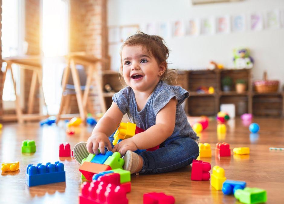 Zabawki dla rocznego dziecka