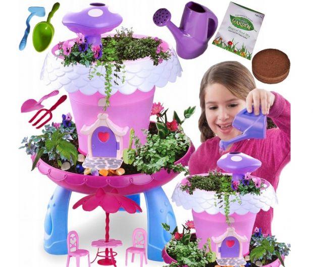 zabawki edukacyjne dla 3 latka domek i ogródek