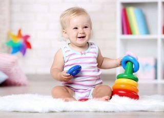 Zabawki edukacyjne dla rocznego dziecka