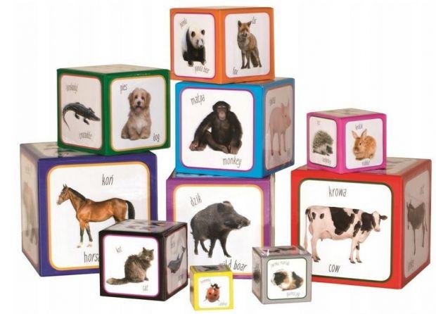 piramida zabaw dla rocznego dziecka