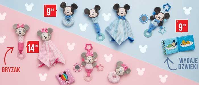 Zabawki z Myszką Mickey z Pepco