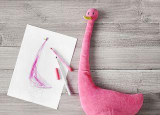 Zabawki projektowane przez dzieci