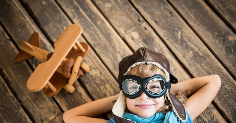 Zabawki to pierwsze pomoce naukowe naszych dzieci