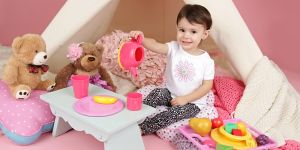 Zabawki uczące obowiązków domowych