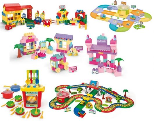 Zabawki Wadera - nagrody do konkursu świątecznego na Babyonline.pl