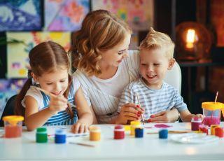 Zabawy dla trzylatka: kreatywne pomysły