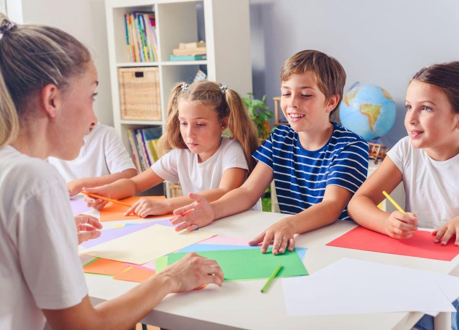 Zabawy na Dzień Kobiet dla dzieci