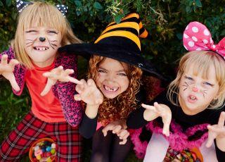 Zabawy na Halloween dla dzieci