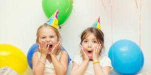 Zabawy na urodziny