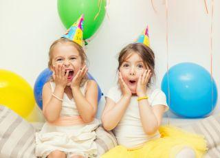 Sprawdzone zabawy urodzinowe dla dzieci w wieku 3-6 lat
