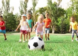 zabawy ruchowe dla dzieci