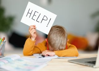 brak koncentracji u dziecka